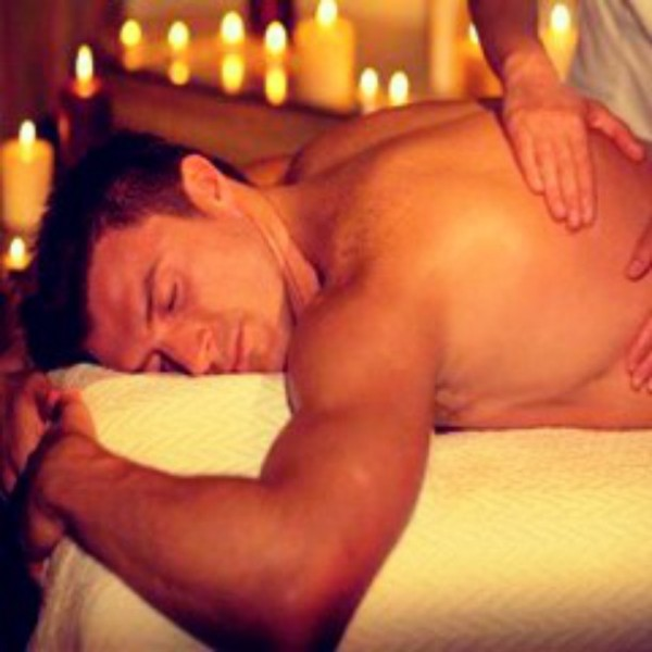Тайский эротический боди массаж